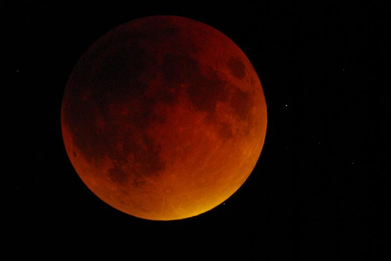 9-27-2015 Total Lunar Eclipse